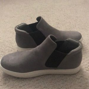 Grey sneakers size 7.5 by Matisse